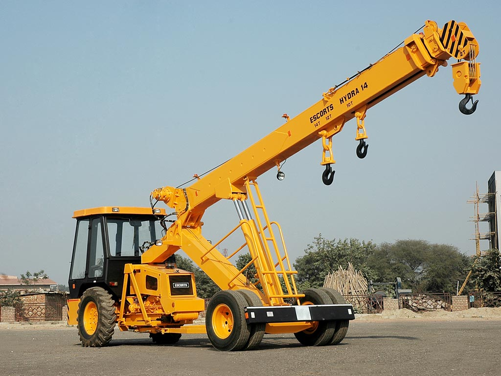 Pick Amp Carry Crane Jaiswal Construction